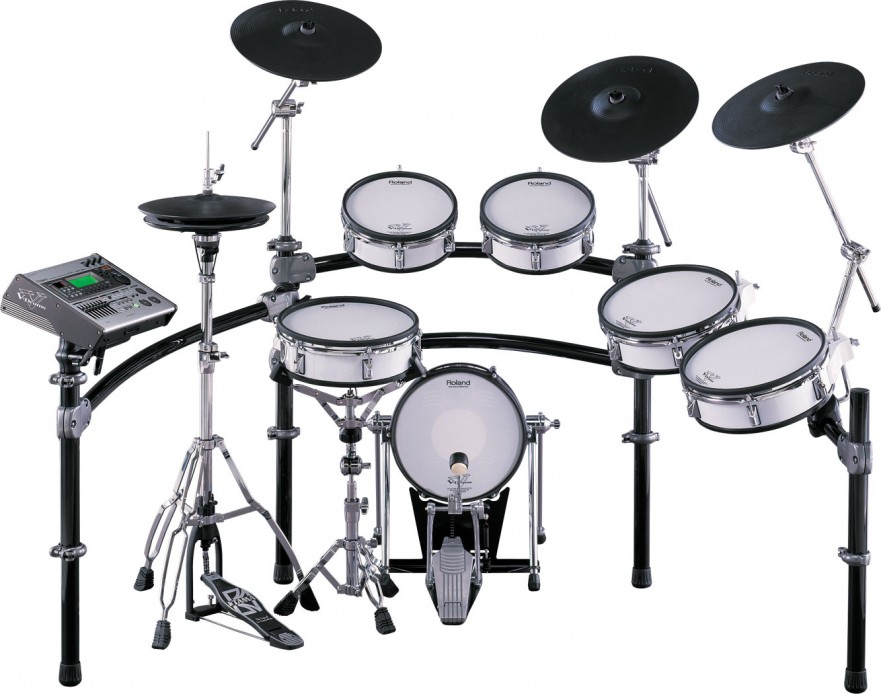 Roland Td 20 Electronic Drums V Pro Series Philip Ellis